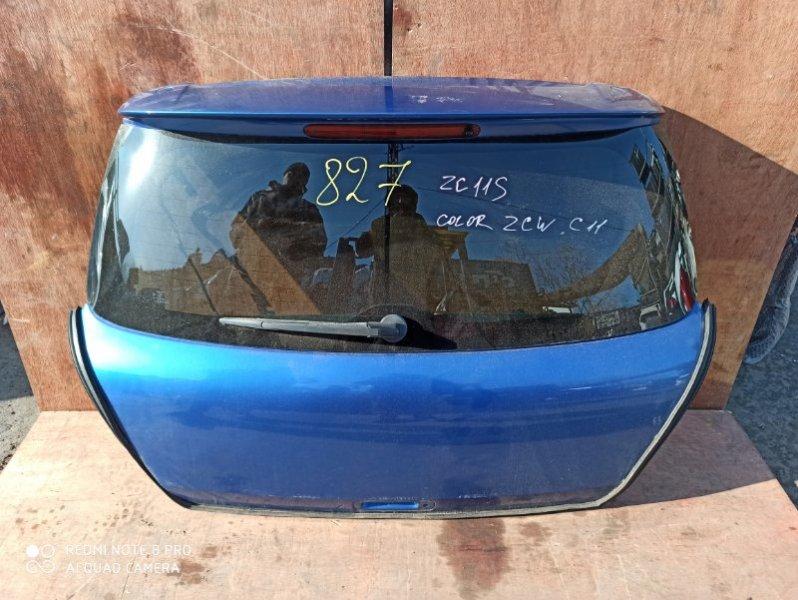Дверь задняя Suzuki Swift ZC11