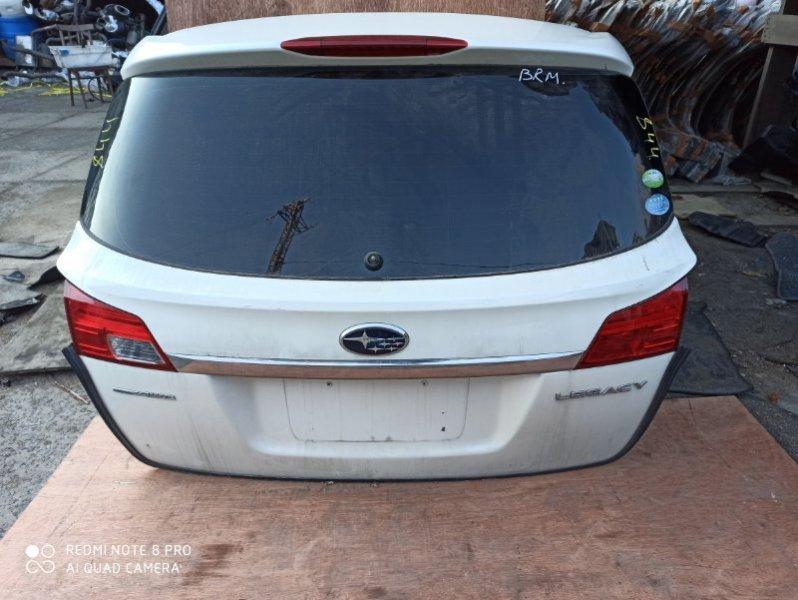 Дверь задняя Subaru Legacy BR9