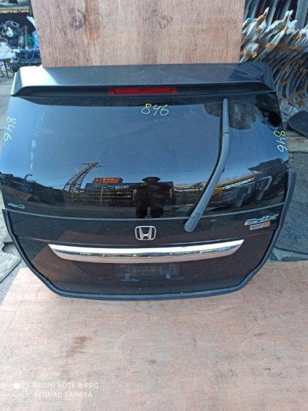 Дверь задняя Honda Edix BE1