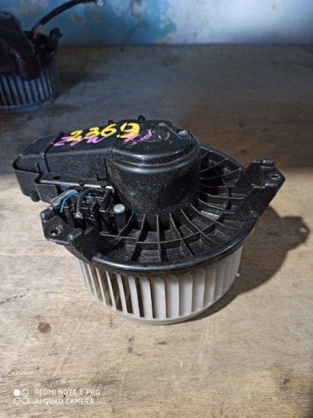 Мотор печки Toyota Prius Alpha ZVW41