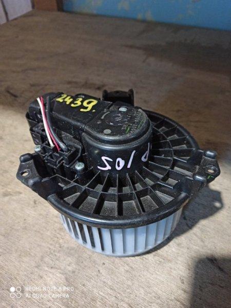 Мотор печки Toyota Ractis NCP100