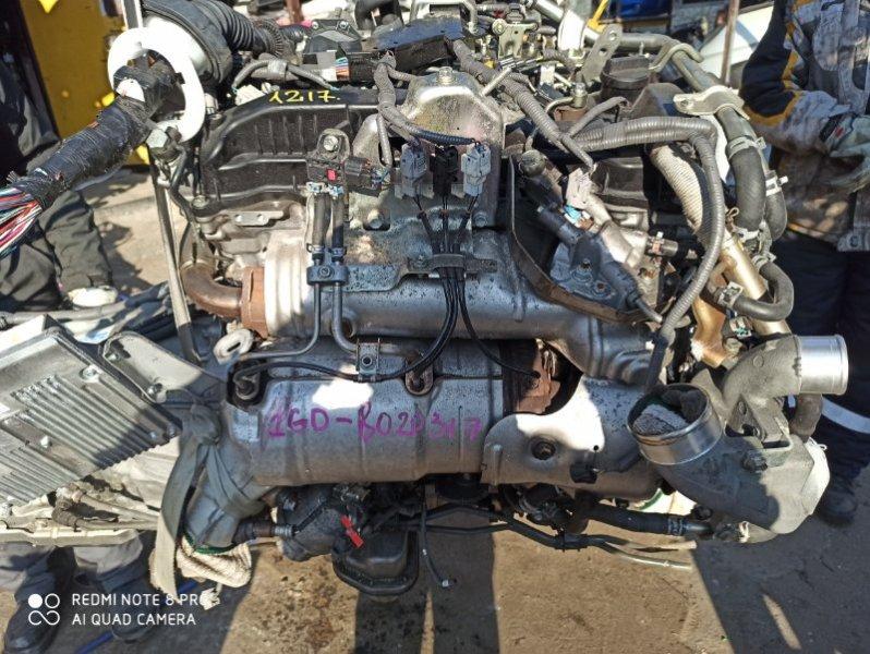 Двигатель Toyota Land Cruiser Prado GDJ150 1GD 2015