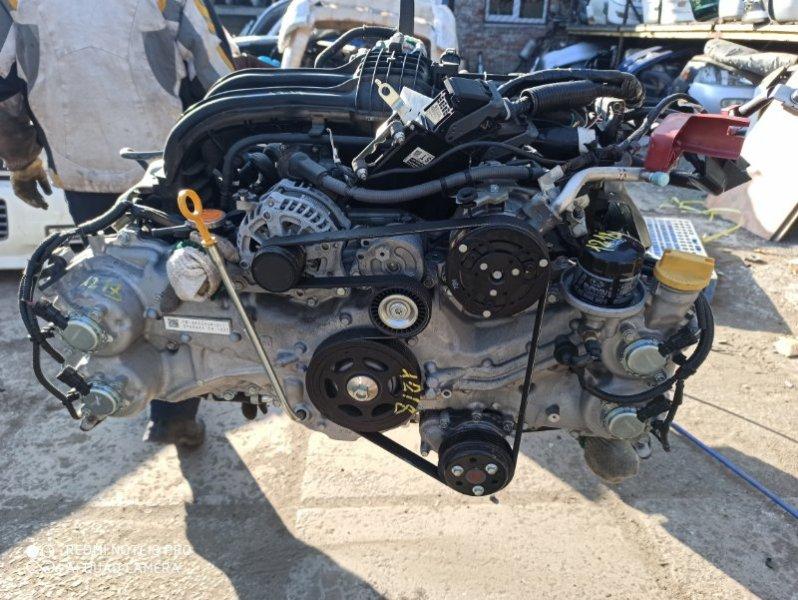 Двигатель Subaru Impreza GT2 FB16