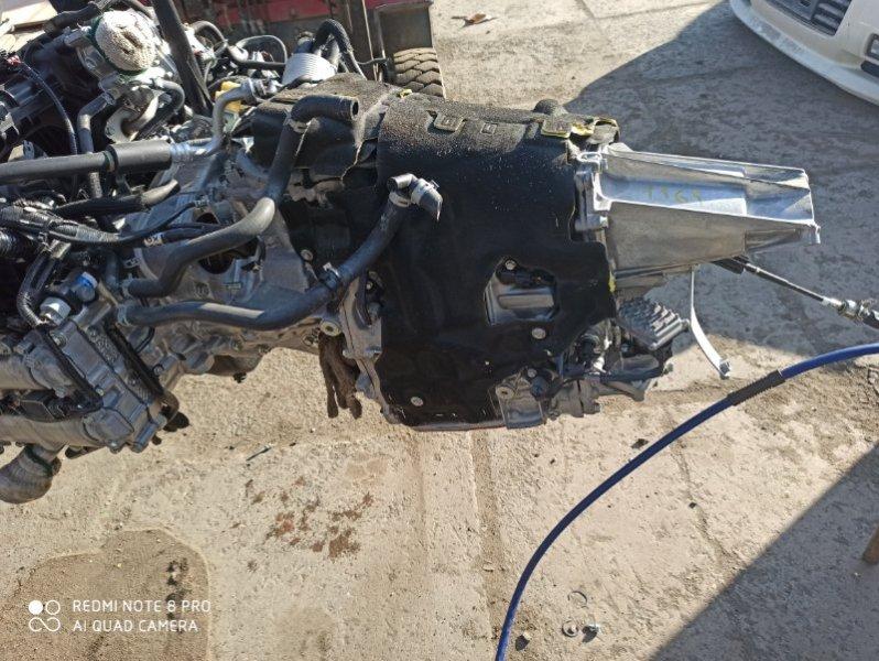 Акпп Subaru Impreza GT2 FB16