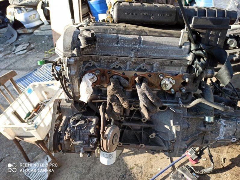 Двигатель Suzuki Swift ZC31S M16A