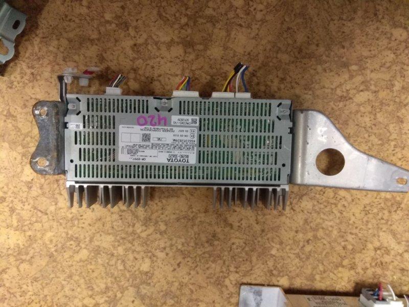 Усилитель звука Lexus Gs300 GWS191
