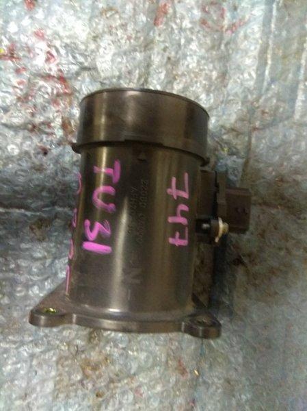 Расходомер воздушный Nissan Presage 31 QR25