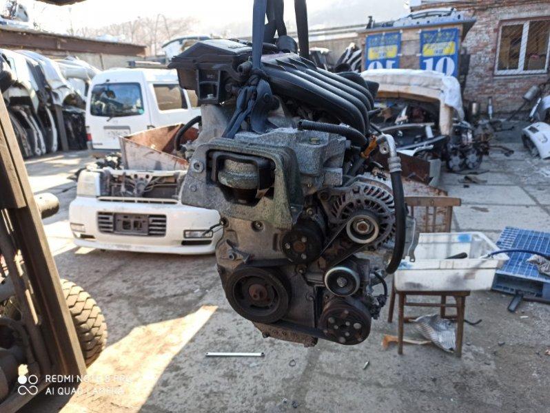 Двигатель Nissan Juke YF15 HR15