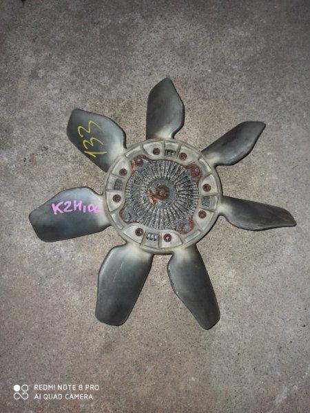 Вентилятор с вискомуфтой Toyota Hiace KZH106 1KZ