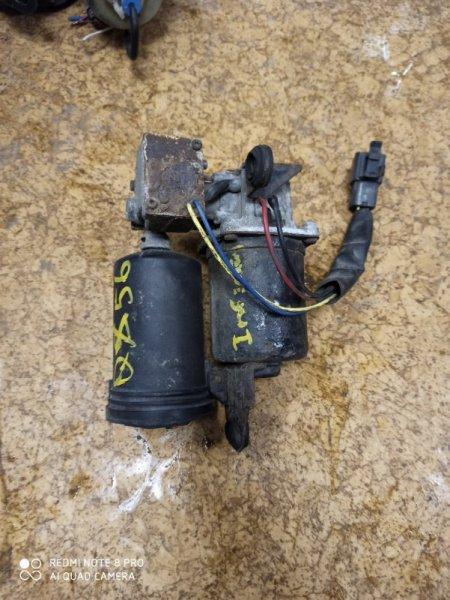 Компрессор подвески Infiniti Qx56 JA60 VK56 2004