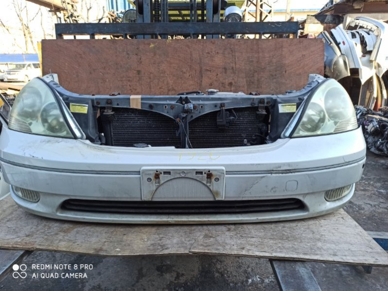 Nose cut Toyota Celsior UCF31 3UZ