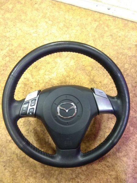 Руль с airbag Mazda Axela BKEP LF