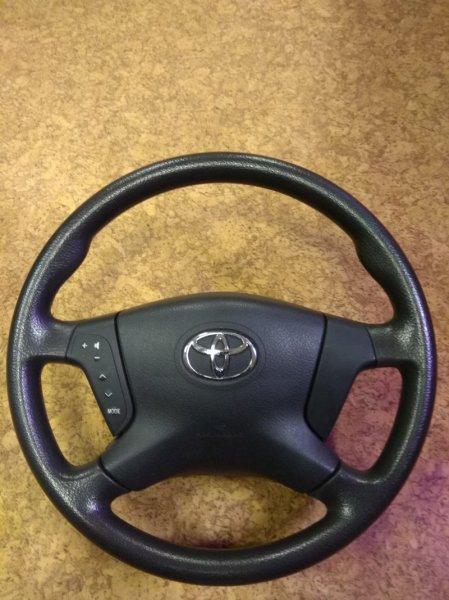 Руль с airbag Toyota Avensis AZT250 2005