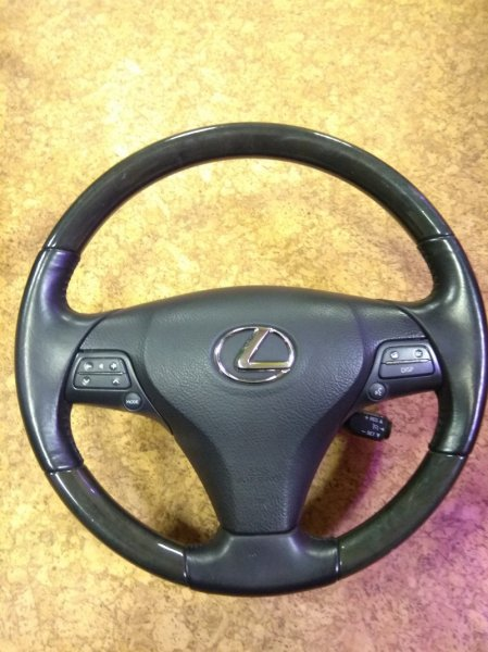 Руль с airbag Lexus Gs300 GWS191 2GR-FSE