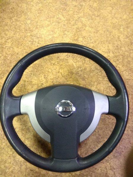 Руль с airbag Nissan Serena C25