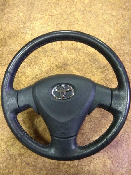 Руль с airbag Toyota Ractis NCP100