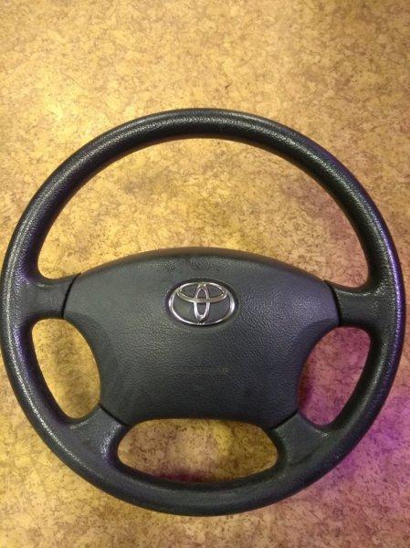 Руль с airbag Toyota Hiace KDH205 2KD