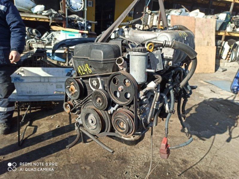 Двигатель Toyota Crown JZS151 1JZ-GE
