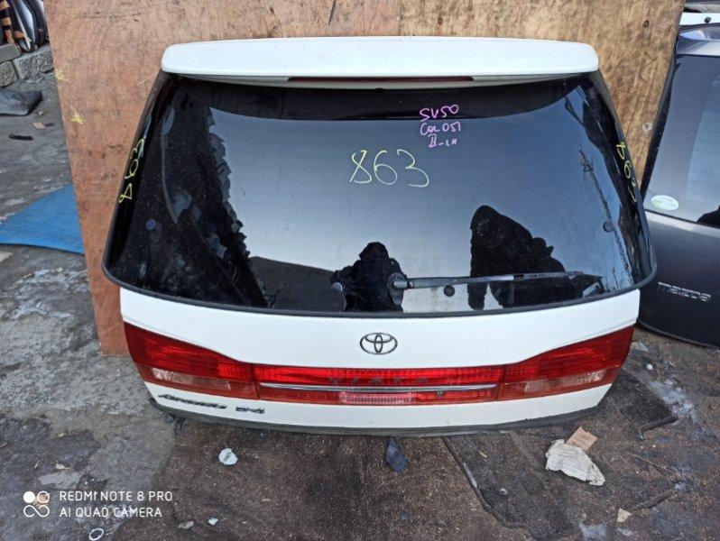 Дверь задняя Toyota Vista Ardeo SV50