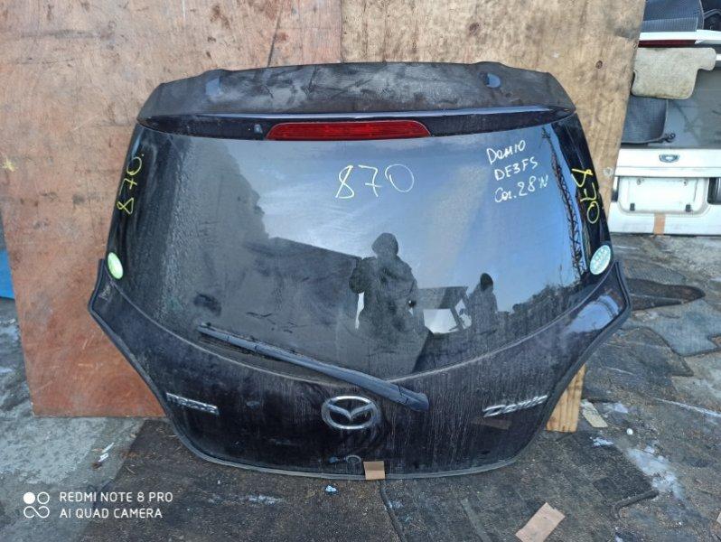 Дверь задняя Mazda Demio DE3AS