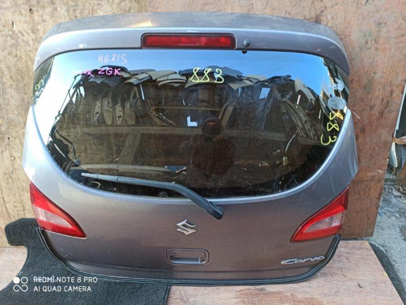 Дверь задняя Suzuki Cervo HG21S K6A задняя