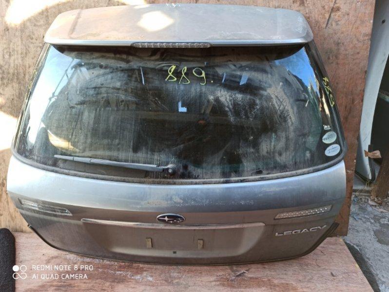 Дверь задняя Subaru Legacy BP5 задняя