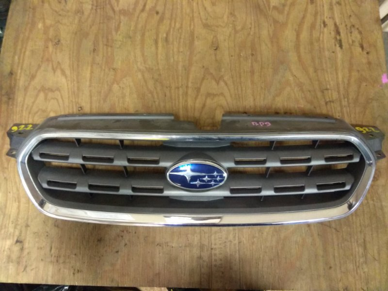 Решетка радиатора Subaru Outback BR9