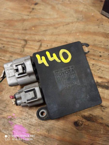 Электронный блок Toyota Hiace KDH206