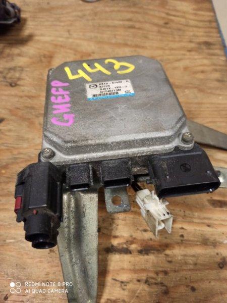 Электронный блок Mazda Atenza GHEFP LF