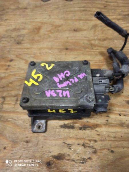 Электронный блок Honda Accord CH9 H23A