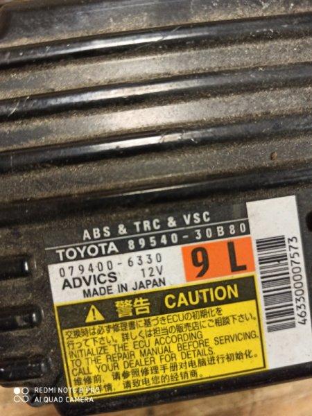 Электронный блок Lexus Gs450H GWS191