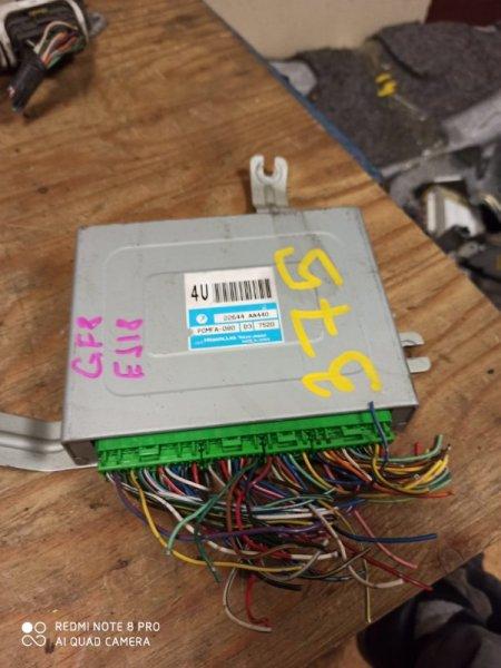 Блок управления efi Subaru Impreza GF8 EJ18