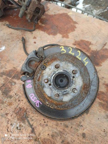 Ступица Toyota Vista SV50 3S-FSE задняя правая