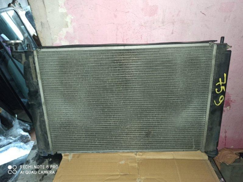 Радиатор основной Toyota Caldina ZZT241 1ZZ-FE