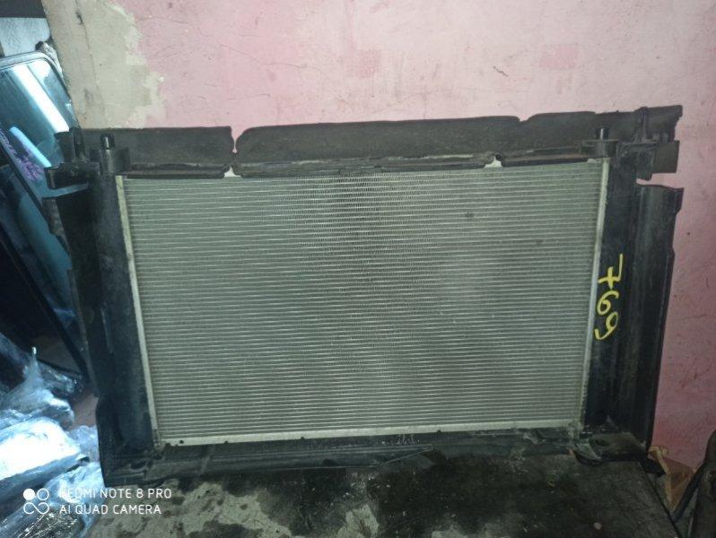 Радиатор основной Lexus Hs250H ANF10 2AZ-FXE