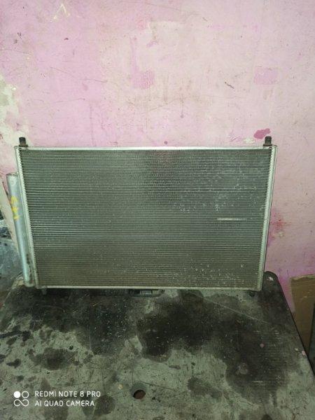 Радиатор кондиционера Toyota Auris NZE154 1NZ-FE