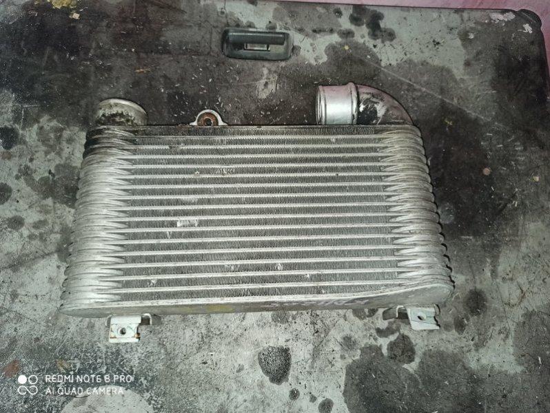 Интеркуллер Toyota Hiace KDH205 2KD