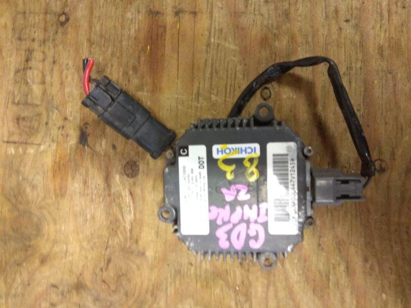 Блок розжига ксенона Subaru Impreza GD3