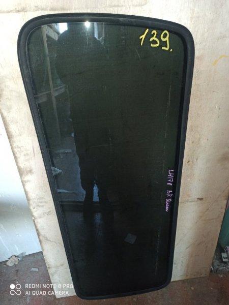Стекло собачника Toyota Hiace LH178 5L заднее правое