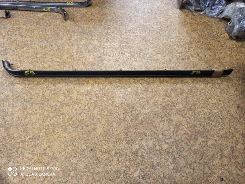 Полозья для сдвижной двери Toyota Hiace LH178 задняя левая