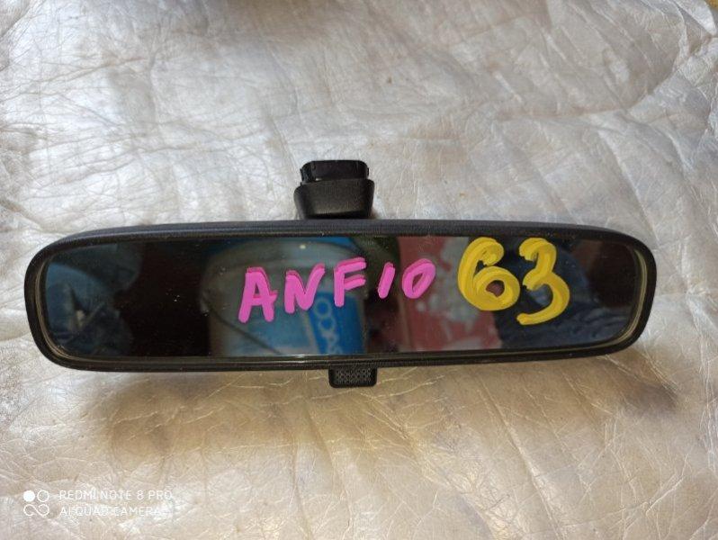 Зеркало заднего вида Lexus Hs250H ANF10 заднее