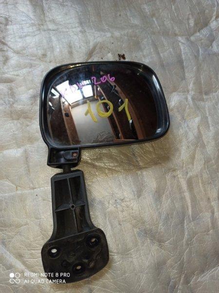 Зеркало с пятой двери Toyota Hiace KDH205 заднее