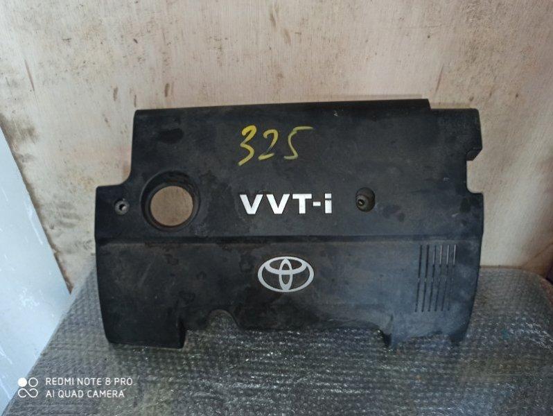 Пластиковая крышка на двс Toyota 1NZ-FE