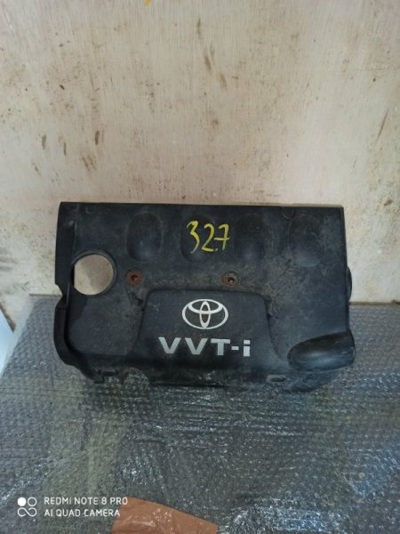 Пластиковая крышка на двс Toyota Bb NCP30 1NZ-FE