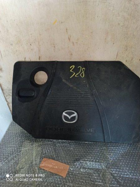 Пластиковая крышка на двс Mazda Axela BKEP