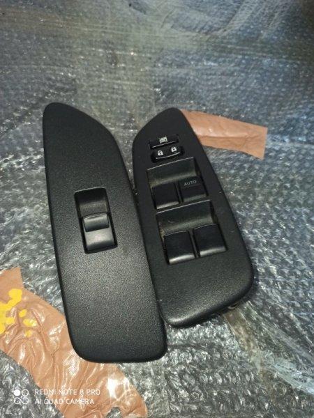 Блок упр. стеклоподьемниками Toyota Auris NZE151 передний