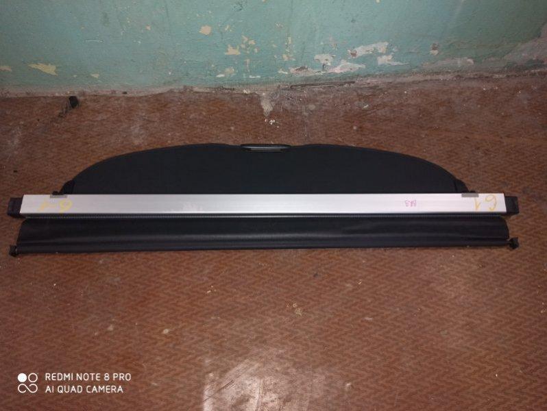 Шторка багажника Subaru Legacy BR9