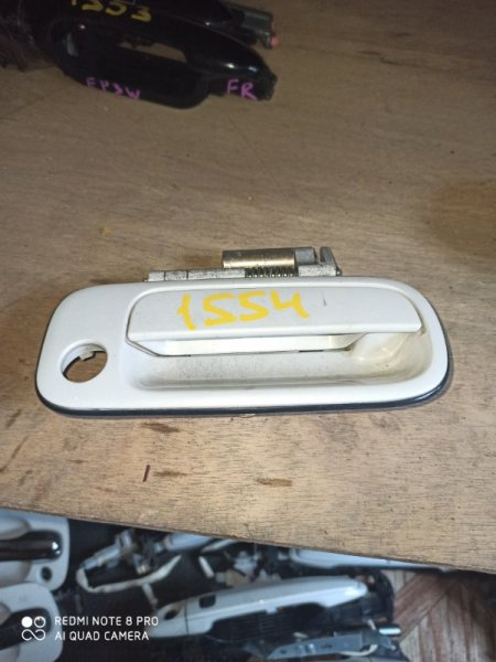 Ручка двери внешняя Toyota Mark Ii GX100 1997 передняя правая