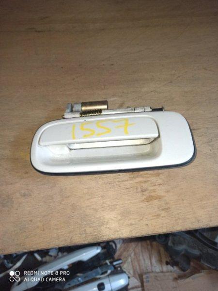 Ручка двери внешняя Toyota Mark Ii GX100 1997 задняя левая