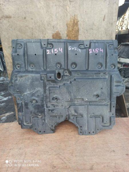 Защита двигателя Lexus Gs450H GWS191 передняя